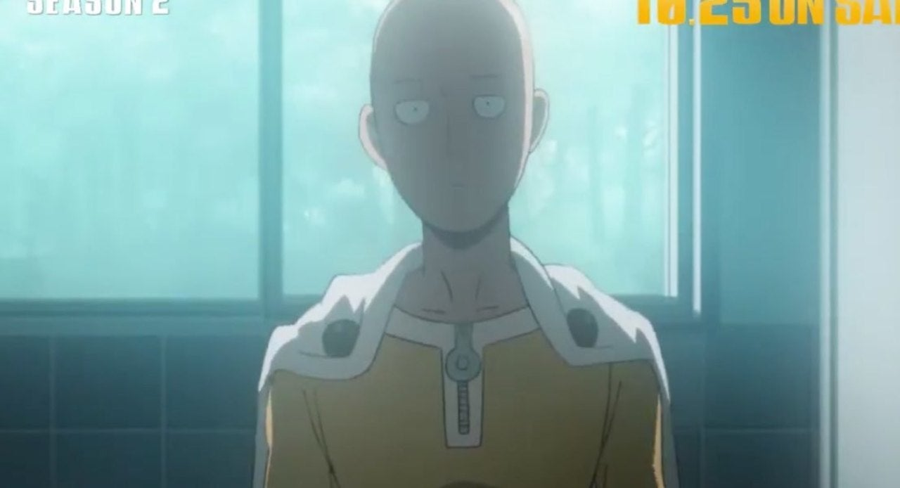 One-Punch Man Season 2 OVA Trailer Released