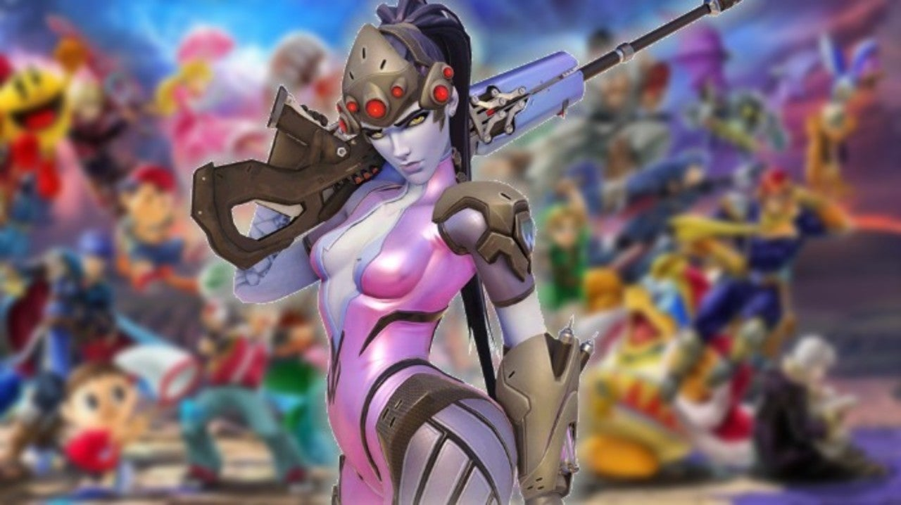 Blizzard Comments on Overwatch Characters Coming to Super Smash Bros. Ultimate