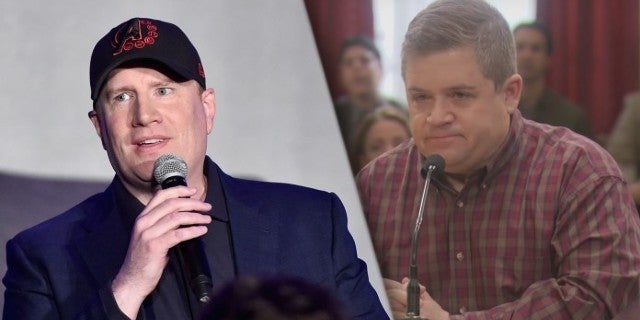 Patton Oswalt Has the Best Response to Kevin Feige's Star Wars Movie News