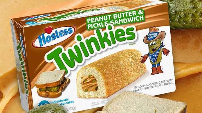 peanut butter picke twinkies