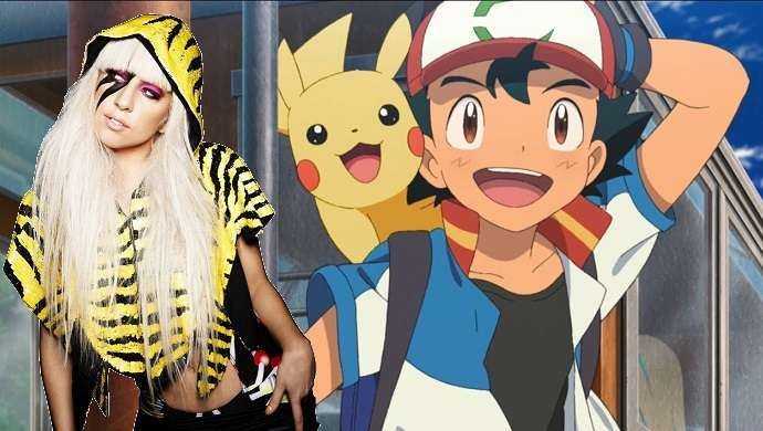Pokemon Gaga