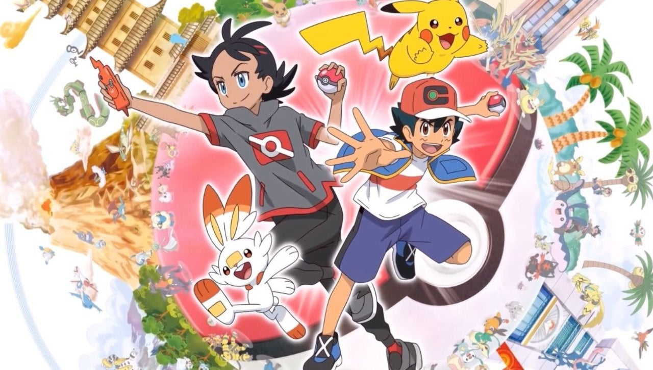 New Pokemon Anime Reveals Opening Theme Details