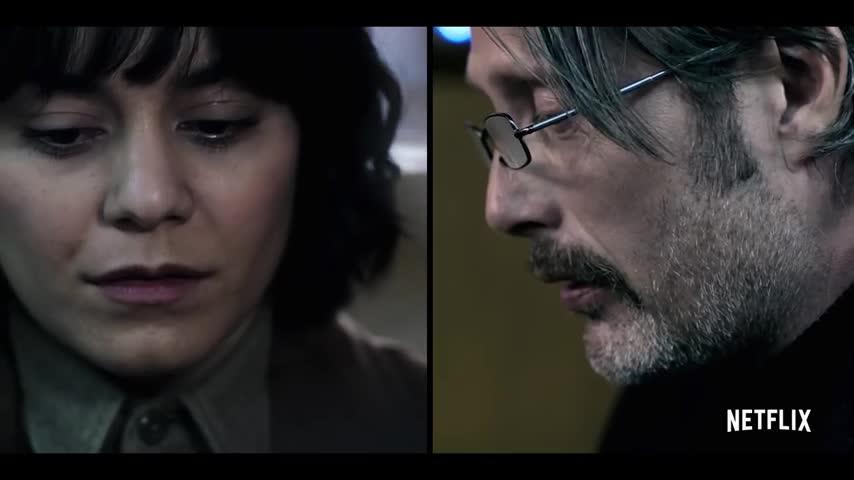 Polar - Official Trailer Netflix screen capture