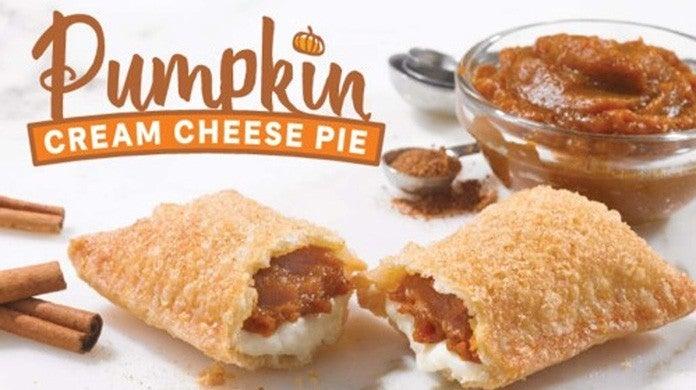 popeyes pumpkin spice cream cheese pie
