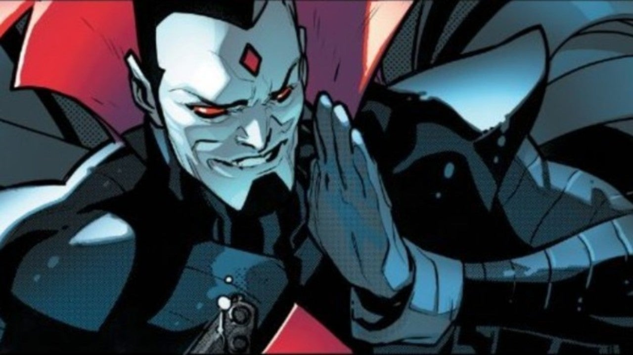 Powers of X Reveals Mr. Sinister's Secret Alliance With SPOILER