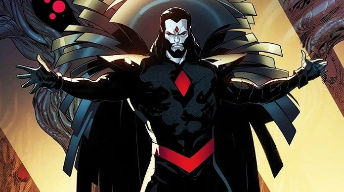Powers of X Mr Sinister