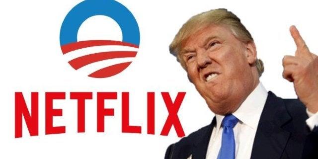 President Trump Obama Netflix Tweet Quote Viral