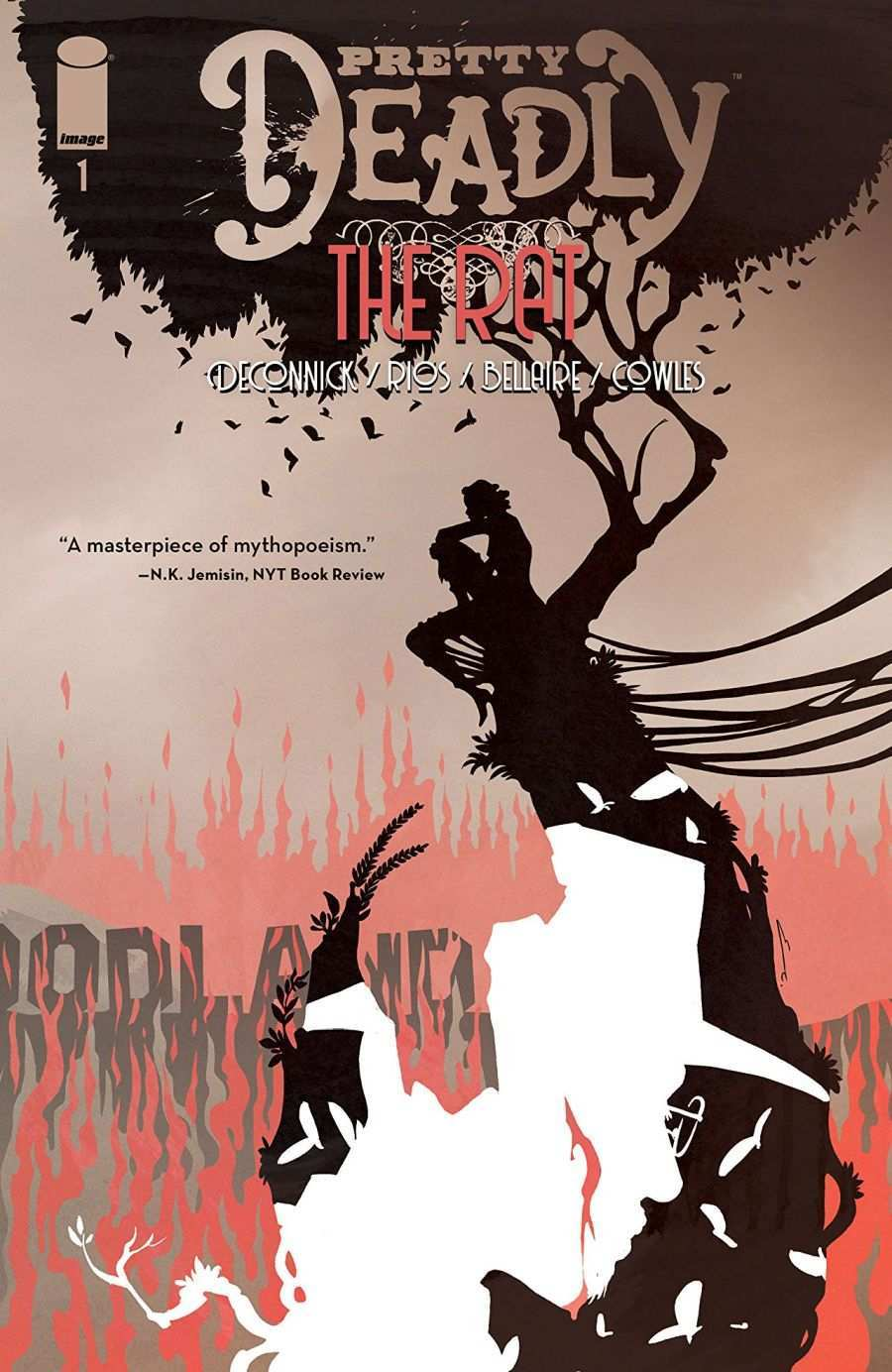 Pretty Deadly The Rat #1