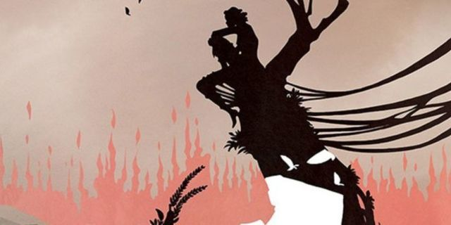 Pretty Deadly The Rat #1 Review - Cover