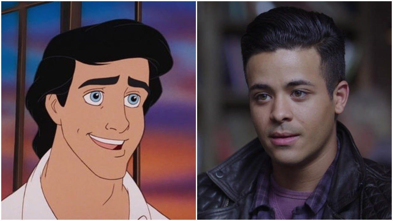 prince eric christian navarro little mermaid