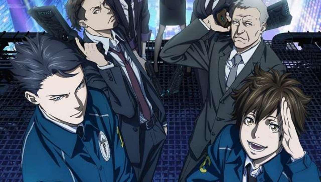 Psycho Pass Season 3 To Stream Exclusively On Amazon Prime