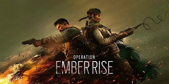 Rainbow Six Siege Update Releases Operation Ember Rise and Two New Operators