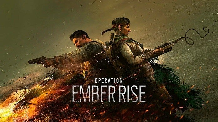 Rainbow Six Siege Operation Ember Rise