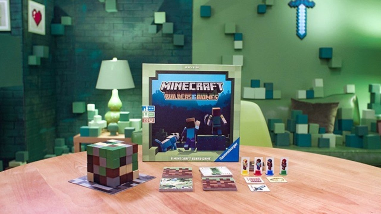 Review: Minecraft: Builders & Biomes Builds a Fun Experience For Minecraft Fans and Non-Fans Alike