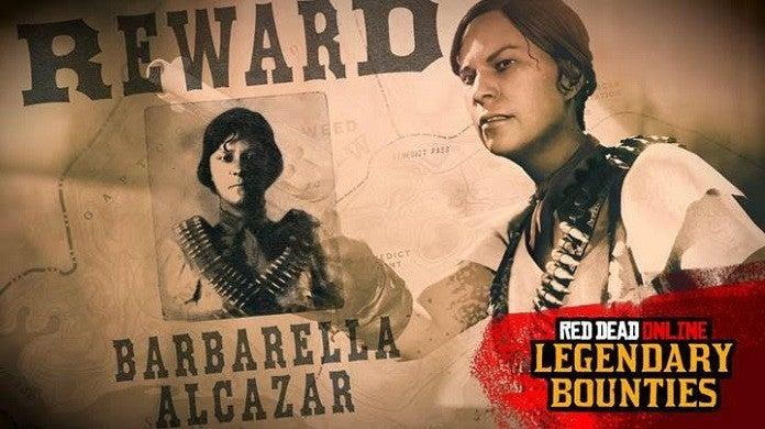 Red Dead Online Bounties