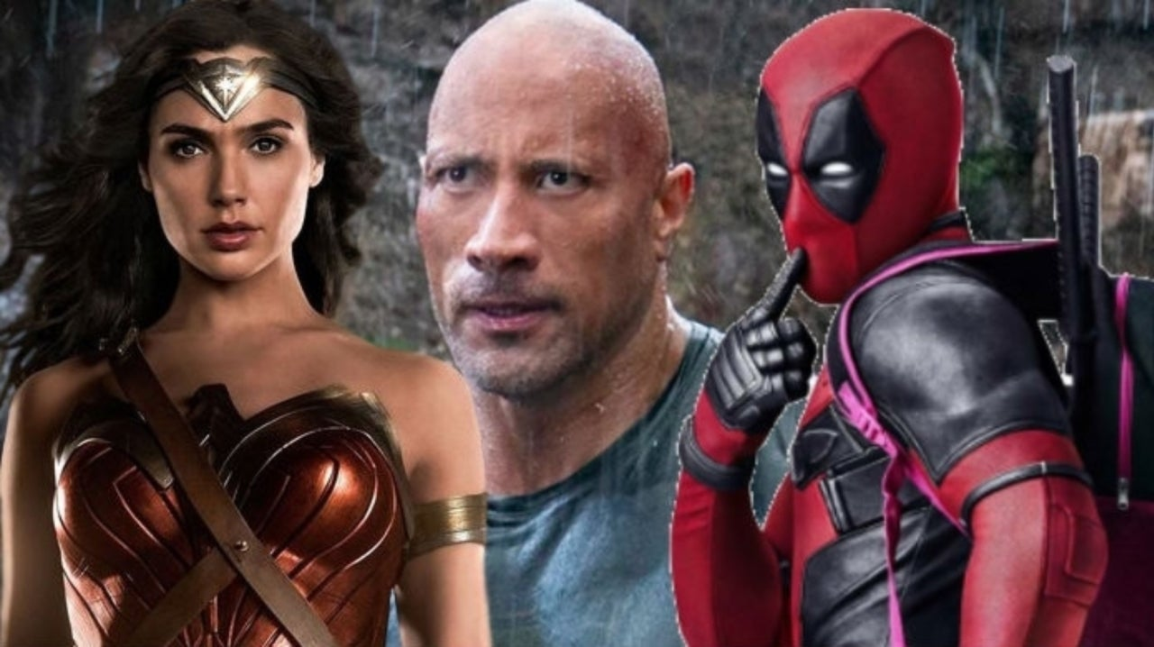 Red Notice Starring The Rock, Ryan Reynolds, and Gal Gadot to Begin Filming in January