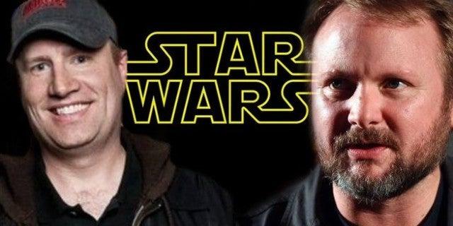 rian johnson feige star wars