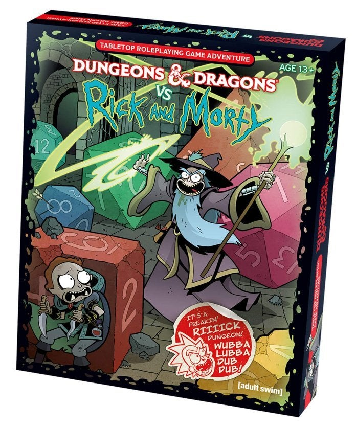 rick-and-morty-dungeons-and-dragons-starter-set