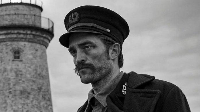 Robert Pattinson The Lighthouse