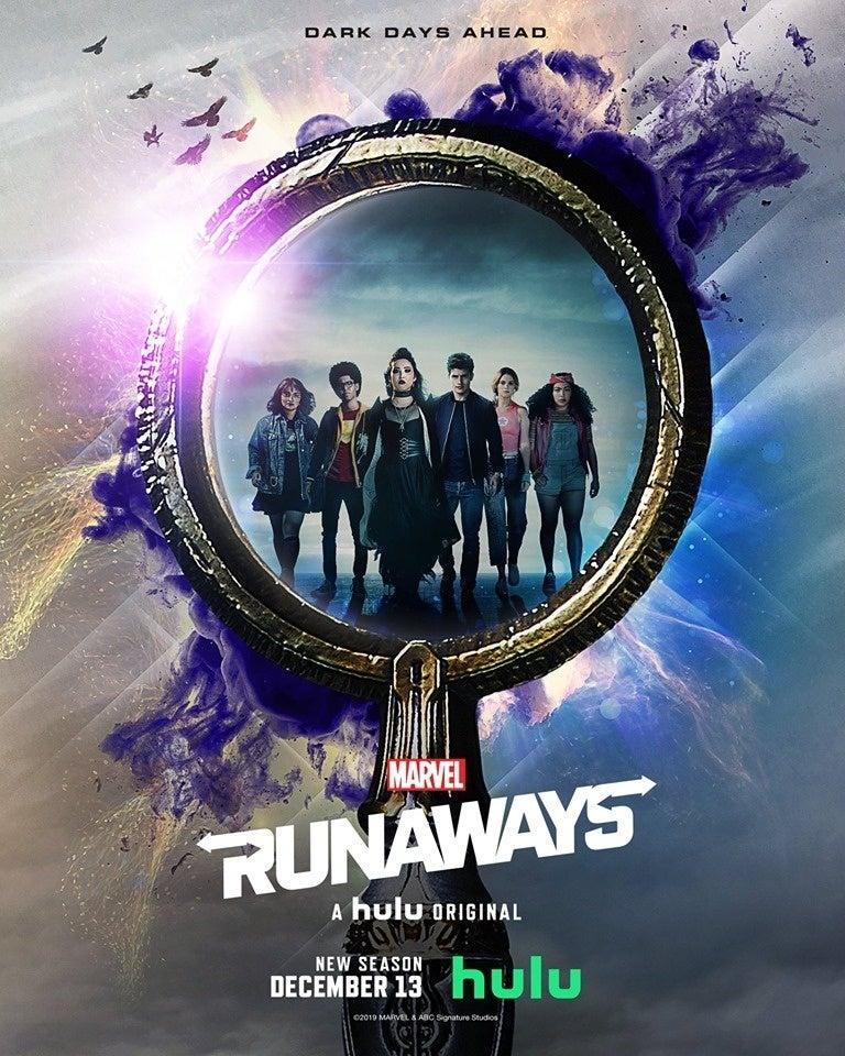runaways s3 poster