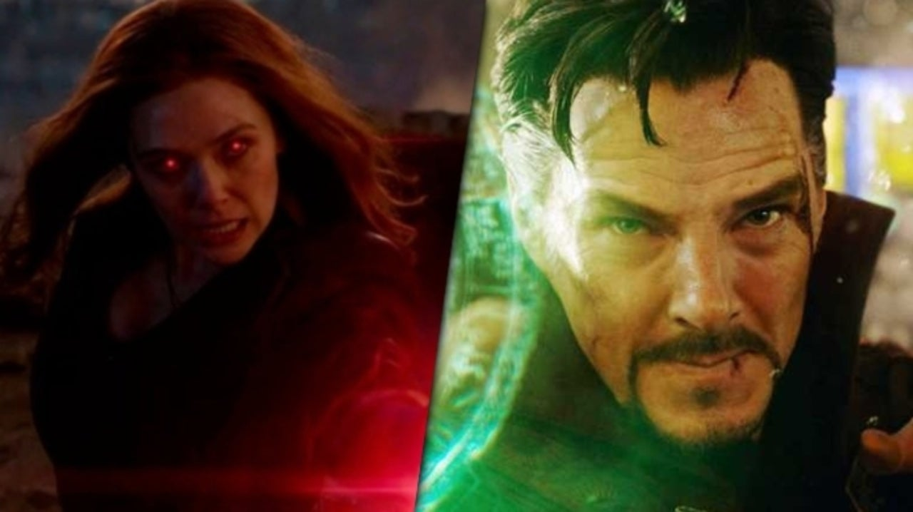Doctor Strange Fan Theory Suggests Scarlet Witch Is the Next Big Villain in the MCU