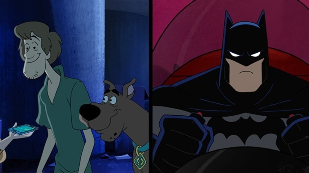 Watch The Scooby Doo And Guess Who Crew Meet Batman In Exclusive Season Finale Clip