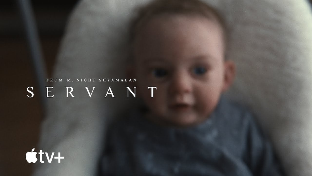 M. Knight Shyamalan's Apple+ Series Servant Gets November Release Date