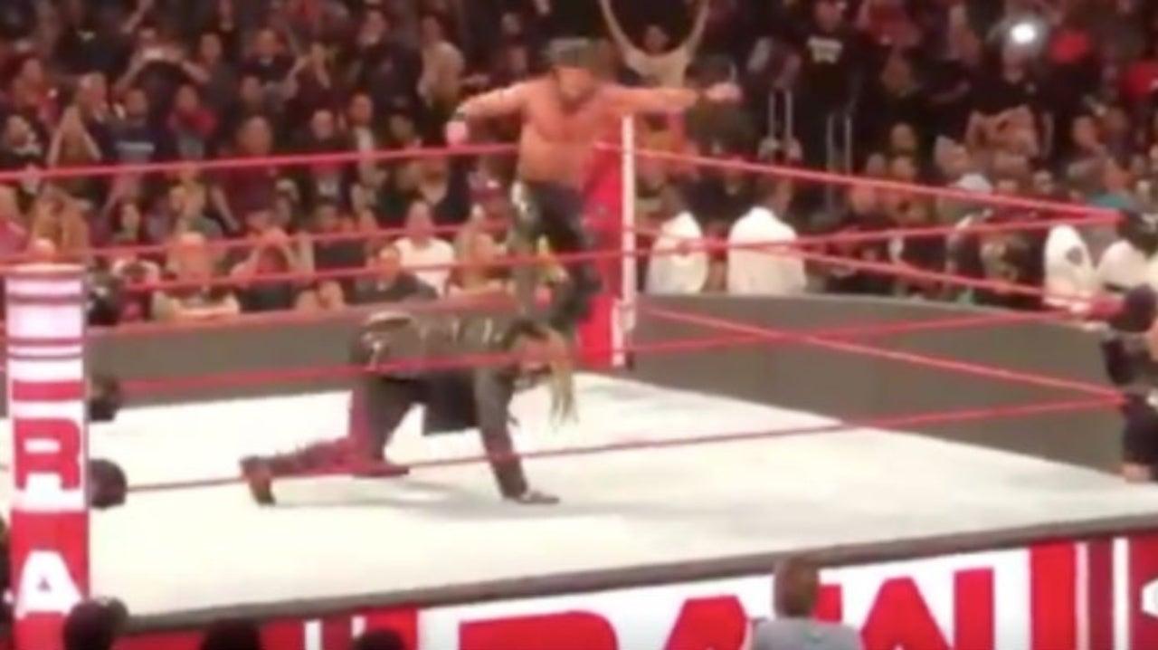 Watch: Seth Rollins Demolishes Bray Wyatt After WWE Raw
