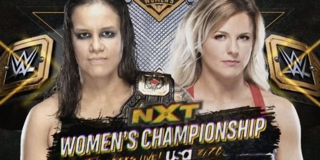 Shayna Baszler vs. Candice LeRae NXT Women's Championship Match Booked for Oct. 2 Episode