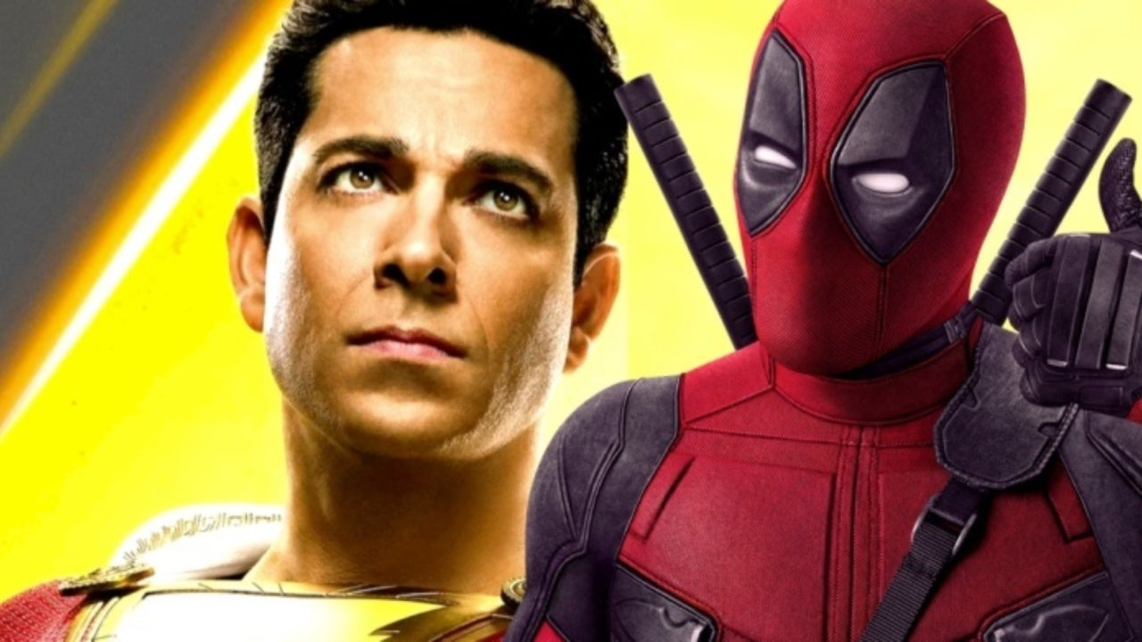 Shazam Star Zachary Levi Once Wanted to Play Deadpool