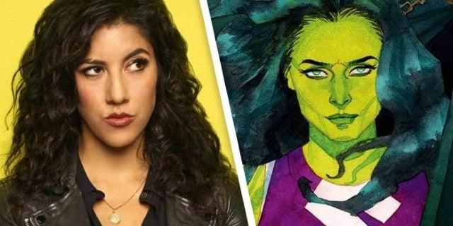 "Brooklyn Nine-Nine's Stephanie Beatriz ""Would Die"" to Play She-Hulk"