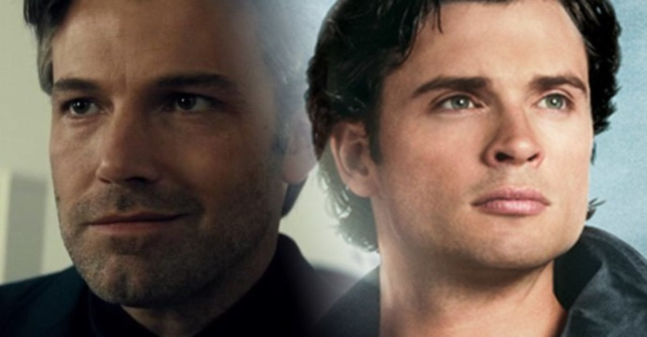 Tom Welling Wanted Bruce Wayne on Smallville