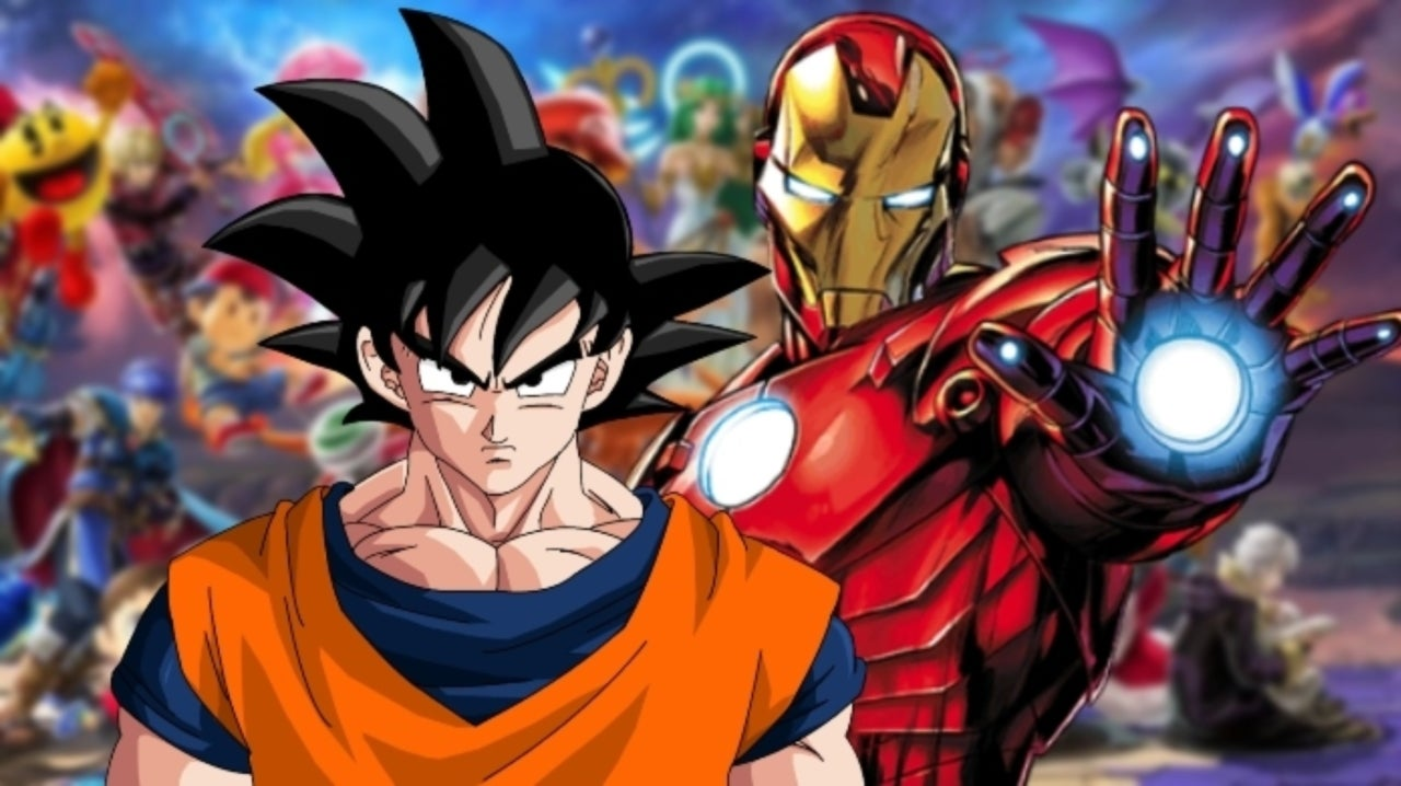 Super Smash Bros. Ultimate Director Explains Why Goku or Iron Man Will Never Be in The Game