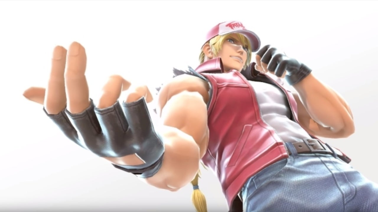 Super Smash Bros. Ultimate Reveals First Look at Terry Bogard DLC Gameplay