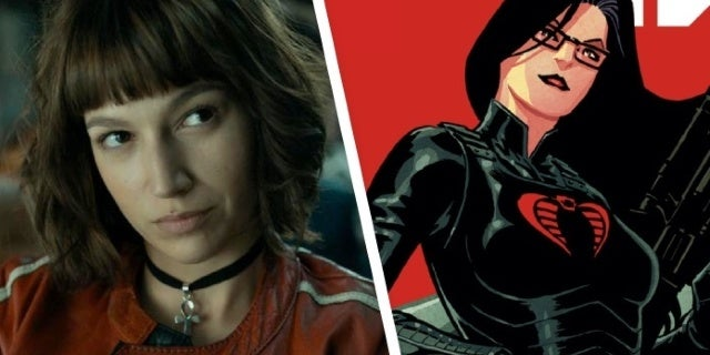 GI Joe: Snake Eyes Adds Ursula Corbero as Baroness