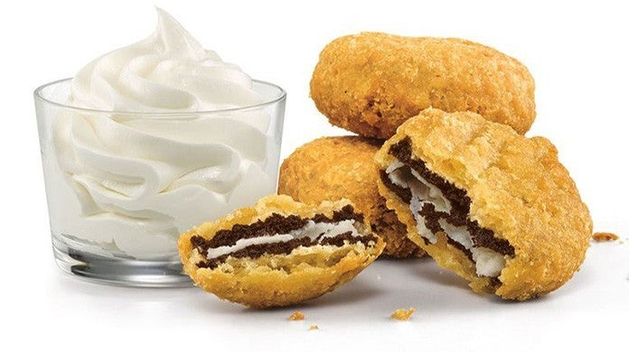 sonic fried oreos