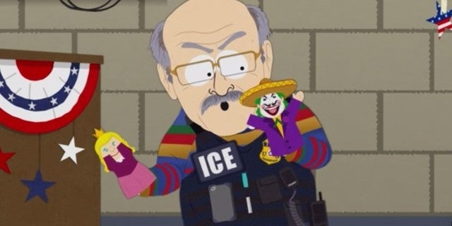 South Park Mexican Joker Season 23 Premiere Spoilers Immigration Controversy
