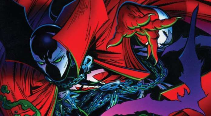Spawn #1 Review - Cover