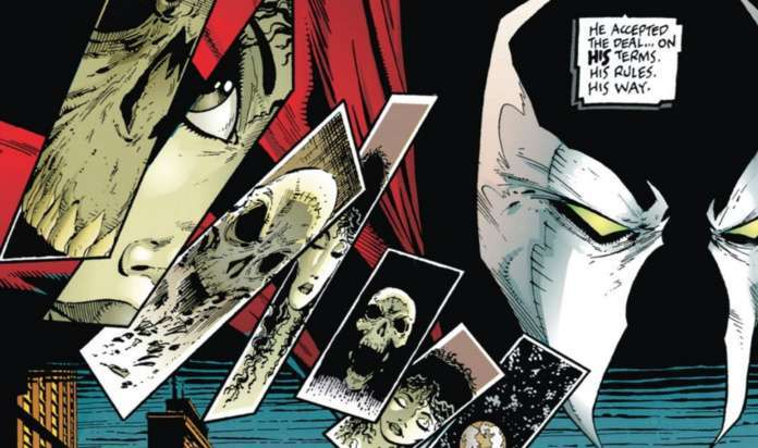 Spawn #1 Review - Mask