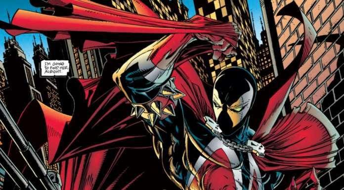 Spawn #1 Review - Superhero