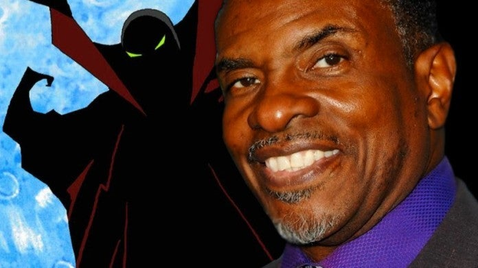 Spawn Keith David comicbookcom