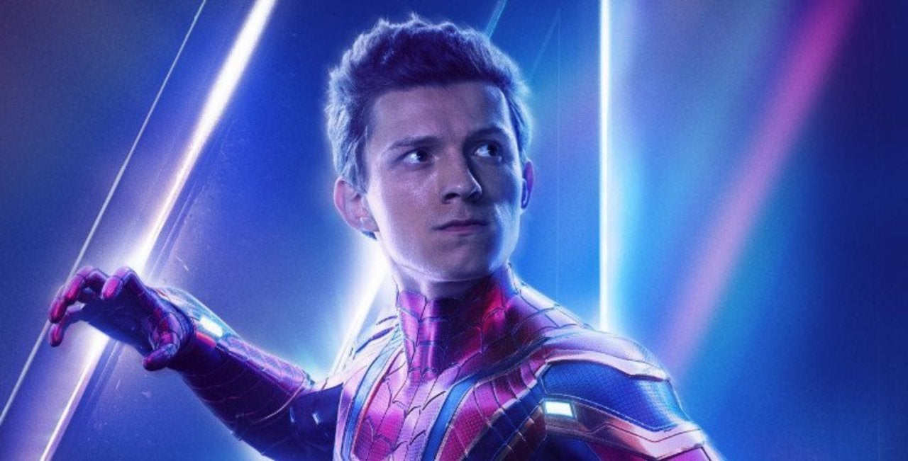 Tom Holland Was Not Allowed to Take Photos With Other Avengers at D23 Because of Spider-Man