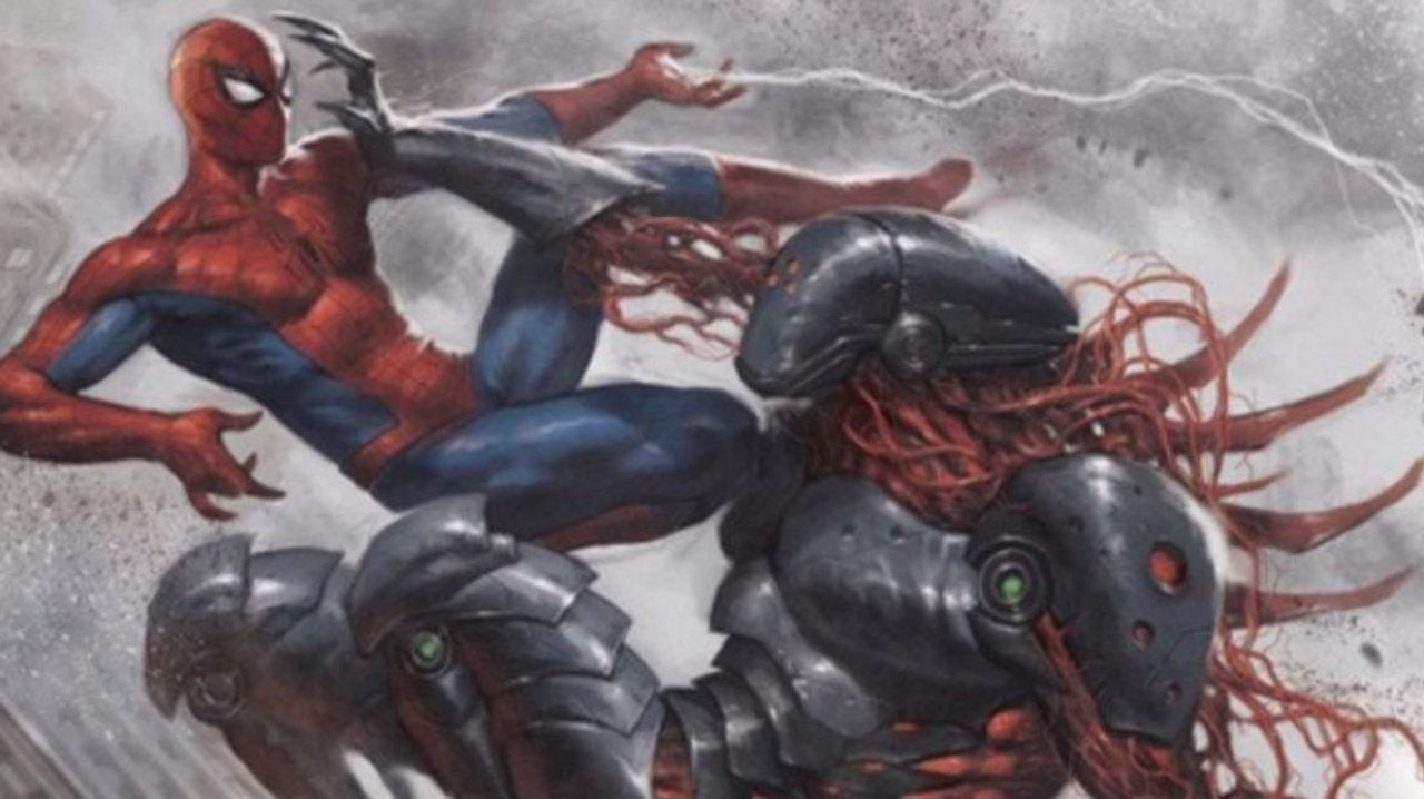 Spider-Man: Who Is Cadaverous?