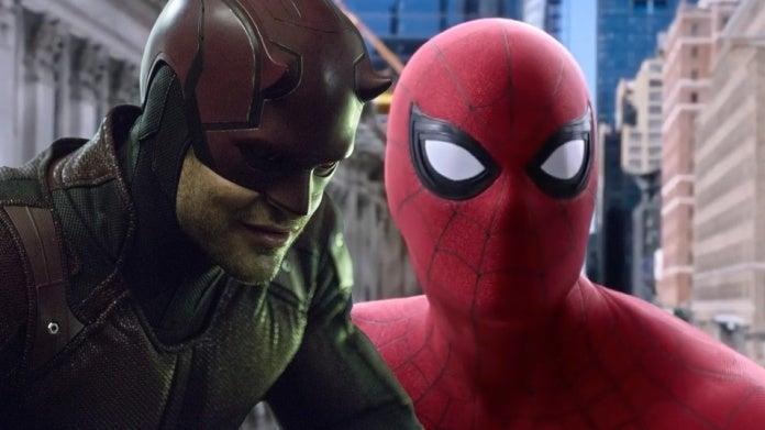 Spider-Man Far From Home Daredevil