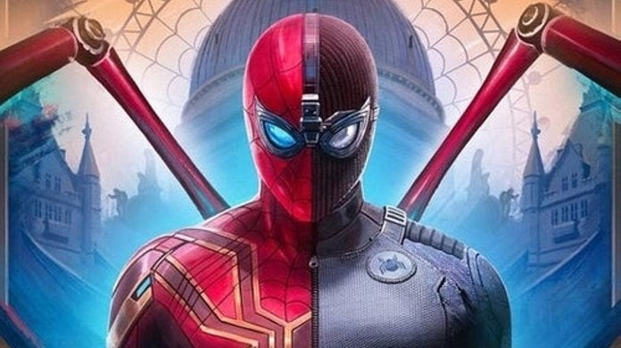 Spider-Man Far From Home Re-Release