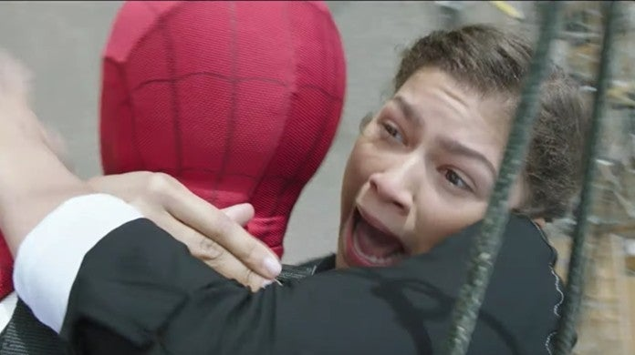 spider-man far from home special features