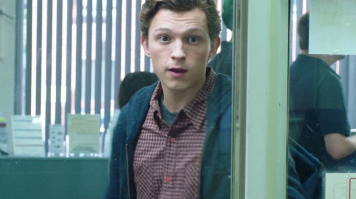 spider-man far from home tom holland extended cut