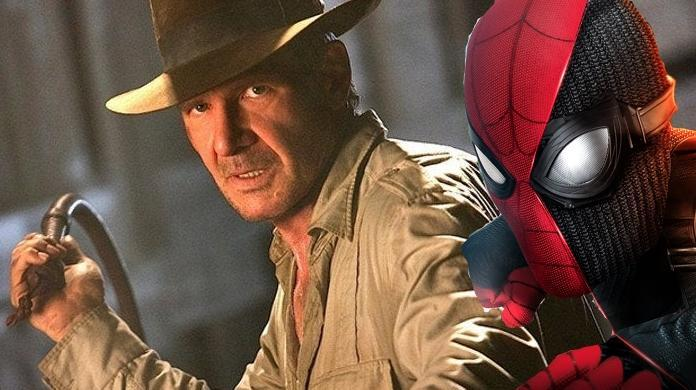 spider-man indiana jones