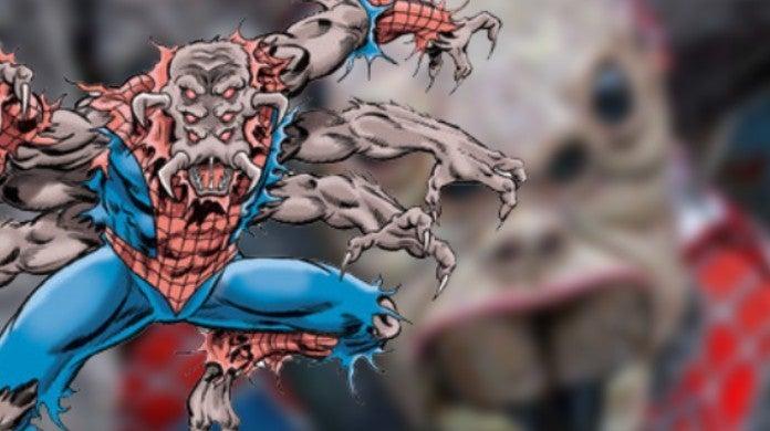 Spider-Man Man-Spider
