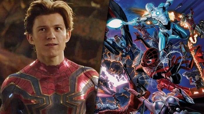 spider-man secret wars